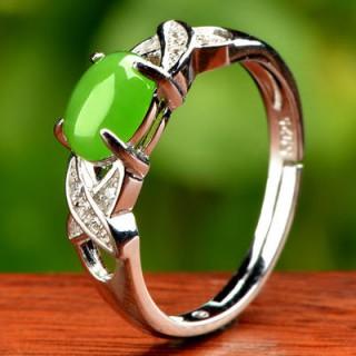 和田玉女士戒指女戒子女指环女戒玉戒指女