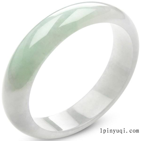 绿翡翠手镯玉镯子天然缅甸玉石器正品珠宝证书贵妃女款